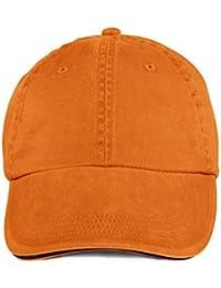 Anvil Low Profile Pigment gefärbtes Cap