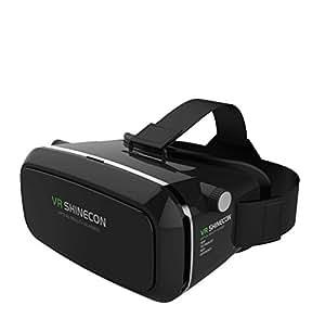 Shinecon G-01 3D Virtual Reality Headset(Black)