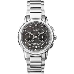 GANT Watches Damen-Armbanduhr SLAYTON LADY Analog Edelstahl Quarz W70223