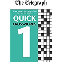 The Telegraph Quick Crosswords 1 (The Telegraph Puzzle Books)