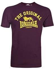 Lonsdale Original - Camiseta de manga corta