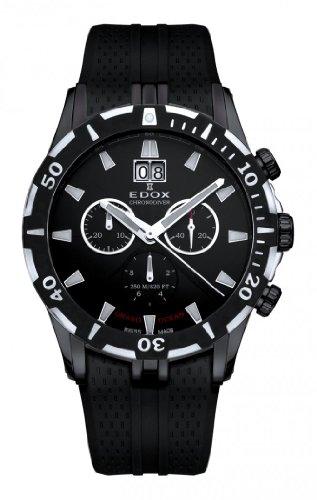 Edox Grand Ocean Chronodiver Big Date 10022 37N NIN