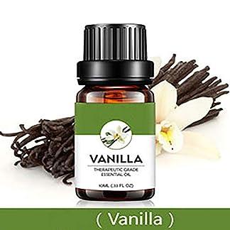 Planta de vainilla aceite esencial puro sin diluir aceite esencial de masaje y cuidado de la piel 10 ml (1/3 oz)