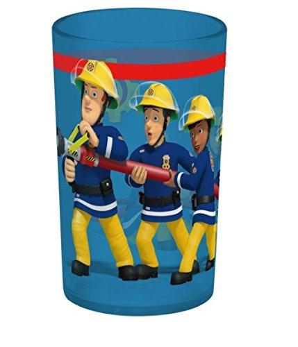 Verre pompier Sam