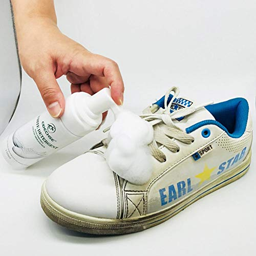 Zoom IMG-2 autoecho 150ml white shoes cleaner