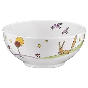 Auerhahn Il Piccolo Principe Ciotola per la Colazione, per Bambini, in Porcellana Resistente, 2260200131