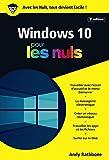 Windows 10 pour les Nuls poche, 2e édition...
