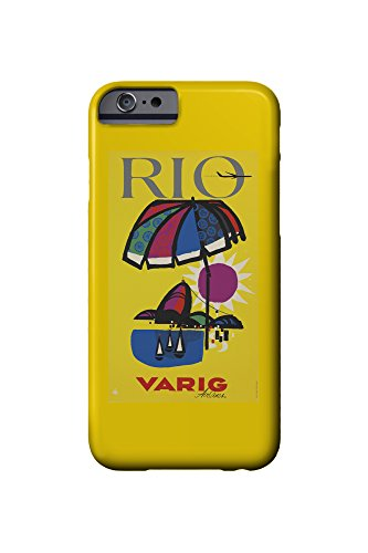 varig-rio-vintage-poster-artist-anonymous-brazil-c-1955-iphone-6-cell-phone-case-slim-barely-there