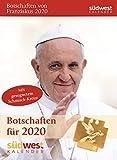 Botschaften von Franziskus 2020 Tagesabreißkalender -