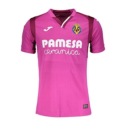 Joma Camiseta Villarreal CF Segunda Equipación 2018-2019 Morado Talla 3XS