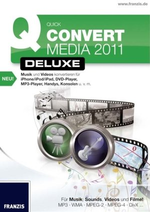Quick Convert Media Deluxe 2011
