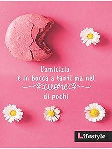 machebelcarrello Tarjeta de felicitación Lifestyle, Color Rosa, lk39
