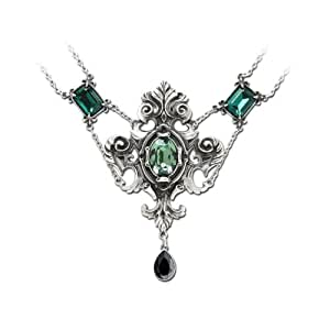 Alchemy Gothic Queen of the Night Necklace