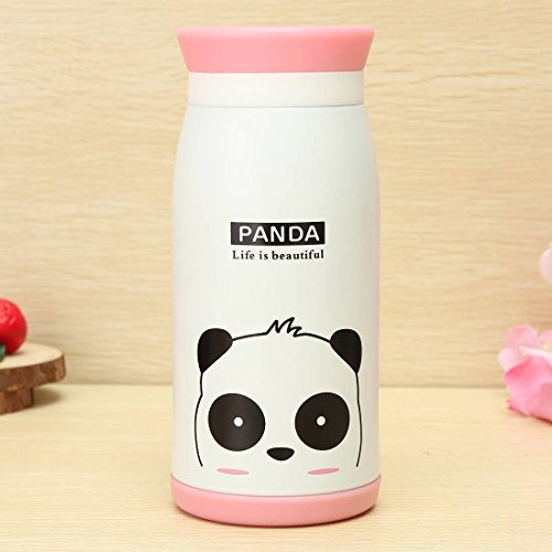 gearmaxr-cartoon-thermos-cup-bottle-stainless-steel-thermo-cup-vacuum-thermal-mug-350mlbianco