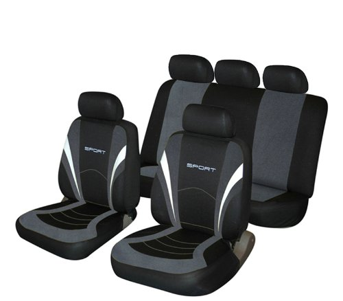 Mechanic Anti Dirt Seat Cover Black Protection From Grease Grime Of Work Pair