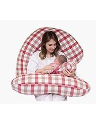 YSYDD Mujer Embarazada Almohada Cintura cinturón Lateral Dormir Almohada Lado Almohada de Maternidad Almohada Multifuncional cojín de Dormir Almohadilla Almohada