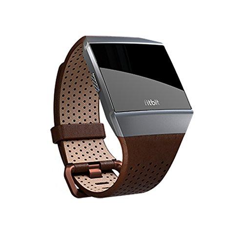 Zoom IMG-3 fitbit ionic braccialetto in pelle
