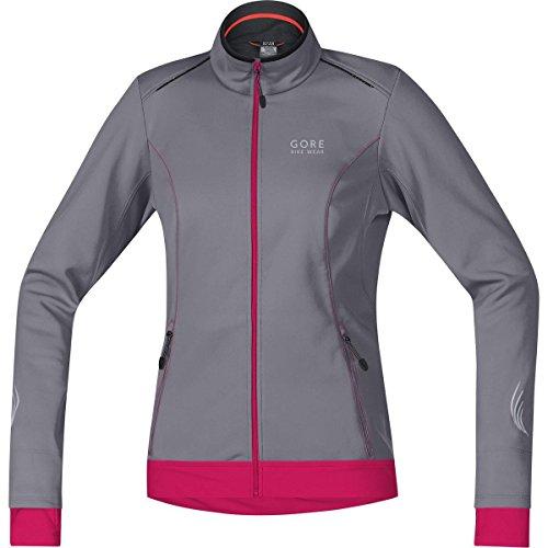 Gore Bike Wear Damen Warme Soft Shell Fahrrad-Jacke, Gore Windstopper, Element Lady WS SO  Preisvergleich