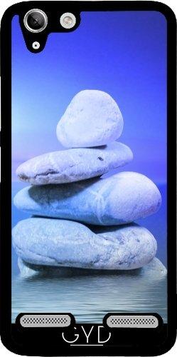Preisvergleich Produktbild Hülle für Lenovo K5 - Traum Steine by Digital-Art