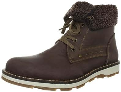 Rieker 30324-26, Herren Boots, Braun (mogano/moro/marron 26), EU 41