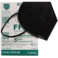 ENHANCE Mascherine FFP2 20 PEZZI con marchio CE protettive, Maschera di protezione FFP2 20 pz mascherine FFP2 (COLORE…