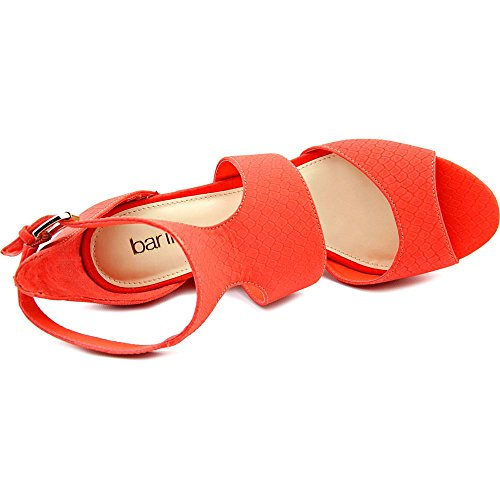 Bar IIISophie - Scarpe con plateau donna Coral