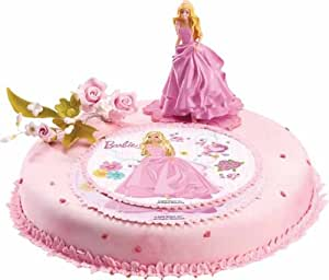 "Barbie Tortenaufleger-Set ""Barbie"""