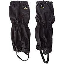 Salewa Hiking Gaiter - Polainas para hombre, color negro, talla única