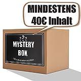B2BOX.EU Mind. 40€ Überraschungspaket, Mystery Box, Geschenkbox für Jugendliche und Erwachsene (empfohlen ab 16) -