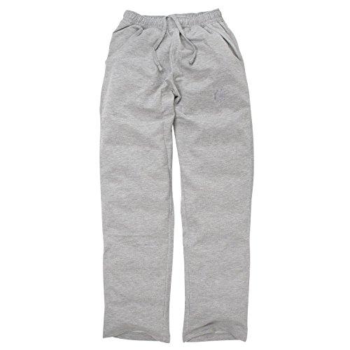 Gris Sweat Pantalon des érable Sportswear dans différentes Tailles jusqu'à 8 XL - Gris - Taille XL