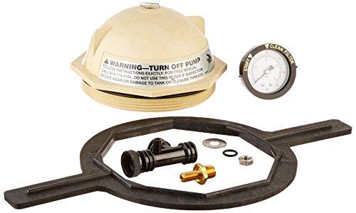 Pentair Triton-sand-filter (Pentair 154697Tan V Gewinde Verschluss Ersatz Kit Triton II Pool und Spa Sand Filter)