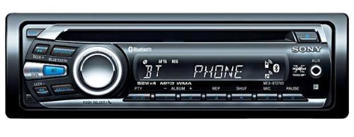 Sony Xplod Auto (Sony MEX BT 2700 MP3-CD-Tuner (Bluetooth, Front AUX) schwarz)
