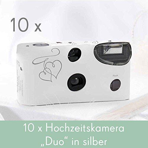 10 x Hochzeitskamera