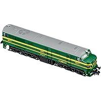 Arnold HN2410D Diesellokomotive Reihe 316 der RENFE, Epoche IV Digital Modellbahn, Grün