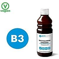 Liposomales Nicotinamid (Vitamin B3 Amid) - extrem effektiv (250ml mit 10% Alkohol)