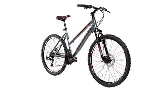 Moma Bikes  Vélo VTT, GTW26', Aluminium, SHIMANO...