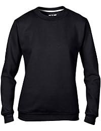 Anvil Ladies Set-In Sleeve Sweatshirt