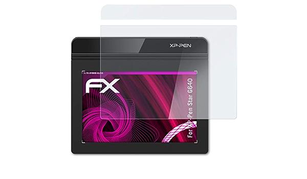 Atfolix Glasfolie Kompatibel Mit Xp Pen Star G640 Computer Zubehör