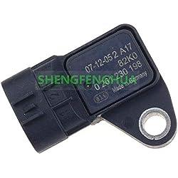 Manifold Absolute MAP Sensor Intake Air Boost Pressure For Opel Agila B Hatchback 1.0 1.2 95507999 4711695 0261230198