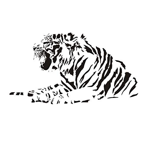 Sticker Tiger The Best Amazon Price In Savemoney Es
