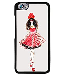 Digiarts Designer Back Case Cover for Micromax Canvas Fire 4 A107 (Kid Favourite Children Toddler)