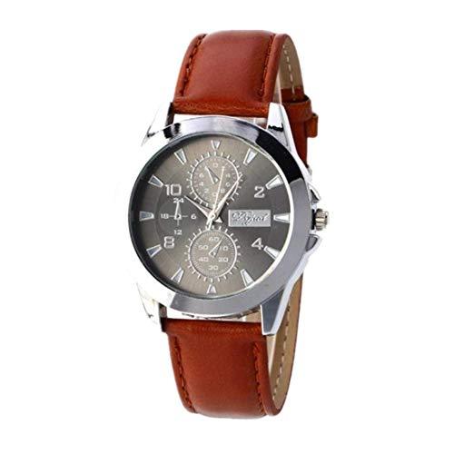 NEEKY Herren Armbanduhr,Sportuhren,Smartwatch,Für Unisex Fitness Uhren - Bereiche Voll Chronograph Herren Quarz Uhr Watch