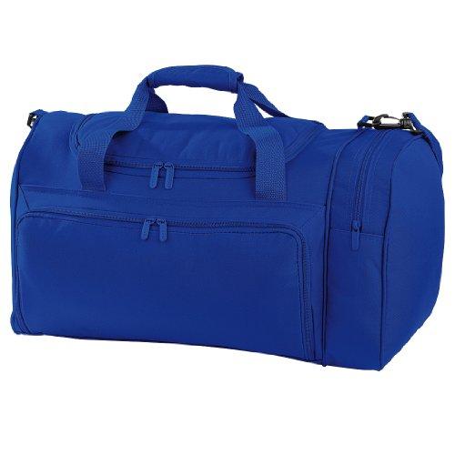 Borsa Quadra Universale Per Lo Sport / Da Viaggio - 35 Litri Di Luce Blu Reale