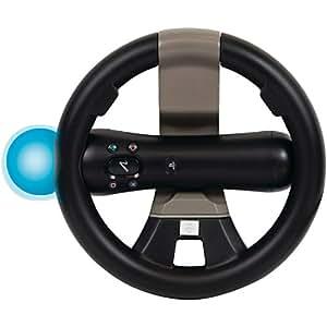 Volant de course pour PS Move et manette Dual Shock