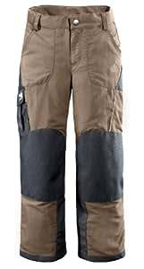 VAUDE Kinder Hose Kids Sippie Warmlined Pants, wood, 104, 3448