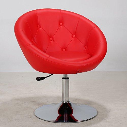 Zaixi Noir Violet Rouge Blanc Simple Chaise Dordinateur Peut Soulever