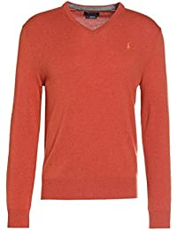 Ralph Lauren Pull - Pull Col v Orange
