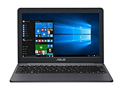 Asus E203NA-FD026T 11.6-inch Laptop (Celeron N3350/2GB/32GB/Windows 10/Integrated Graphics), Star Grey