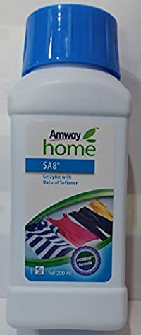 Amway Home SA 8 Gelzyme with Natural Softener ( 200 ml )