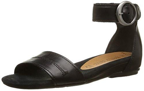 MARCO TOZZI premio 2-2-28401-24 Damen Sandalen/Fashion-Sandalen Schwarz (Black Antic)